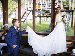 El matrimonio de Maribel y Anderson