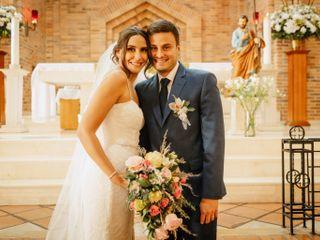El matrimonio de María Fernanda y Andrés Felipe 2