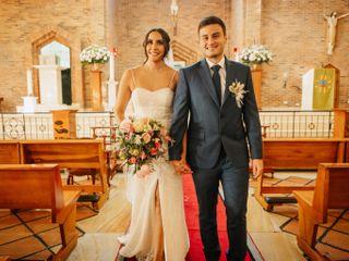 El matrimonio de María Fernanda y Andrés Felipe 3