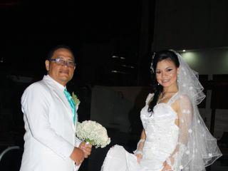 El matrimonio de Mary  y Javier