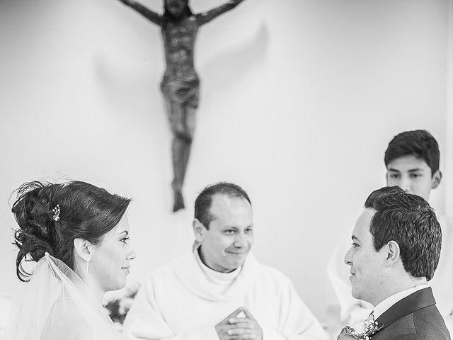 El matrimonio de Hans y Angélica en Tenjo, Cundinamarca 7