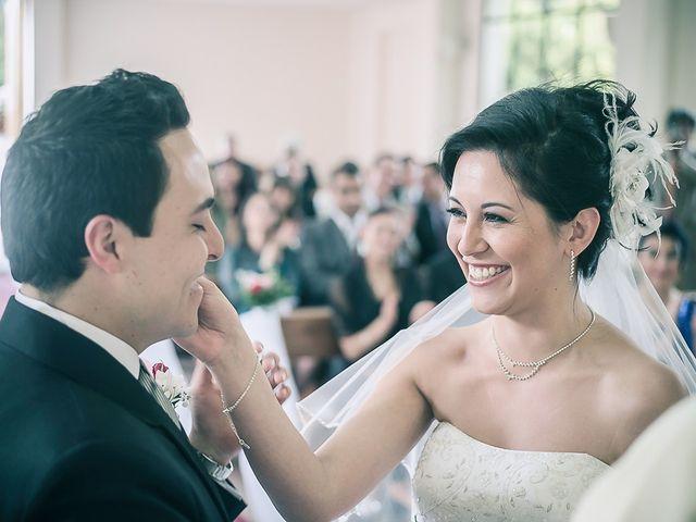 El matrimonio de Hans y Angélica en Tenjo, Cundinamarca 9