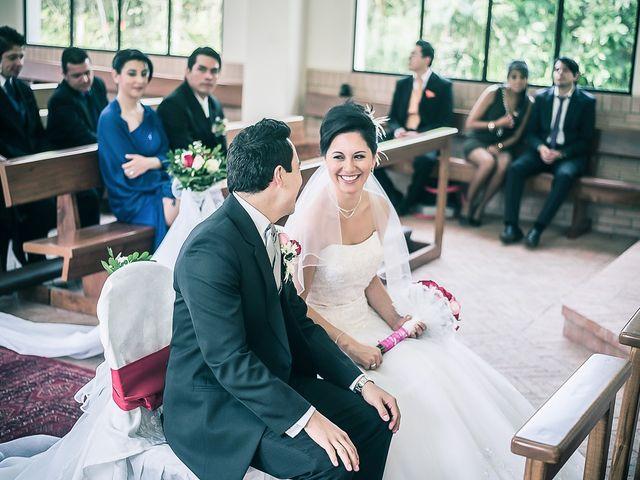 El matrimonio de Hans y Angélica en Tenjo, Cundinamarca 10