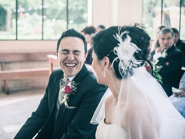 El matrimonio de Hans y Angélica en Tenjo, Cundinamarca 11