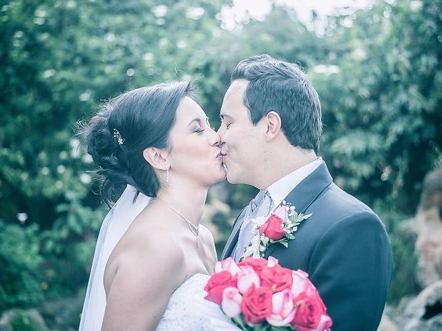 El matrimonio de Hans y Angélica en Tenjo, Cundinamarca 1
