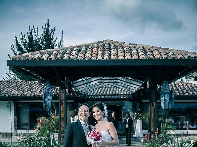 El matrimonio de Hans y Angélica en Tenjo, Cundinamarca 23
