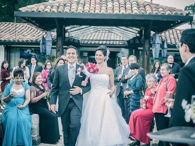 El matrimonio de Hans y Angélica en Tenjo, Cundinamarca 24