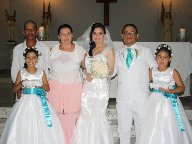 El matrimonio de Javier  y Mary  en Cúcuta, Norte de Santander 7
