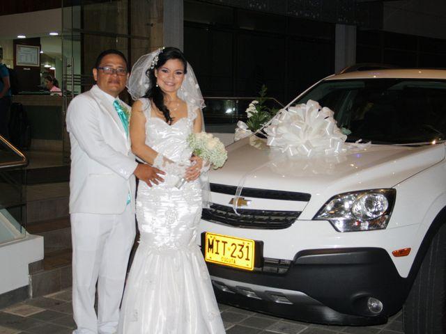 El matrimonio de Javier  y Mary  en Cúcuta, Norte de Santander 10
