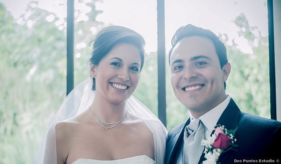 El matrimonio de Hans y Angélica en Tenjo, Cundinamarca