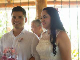 El matrimonio de Marcela y Ferney