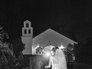 El matrimonio de Carolina y Daniel  2