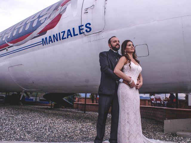 El matrimonio de Angie y Oscar