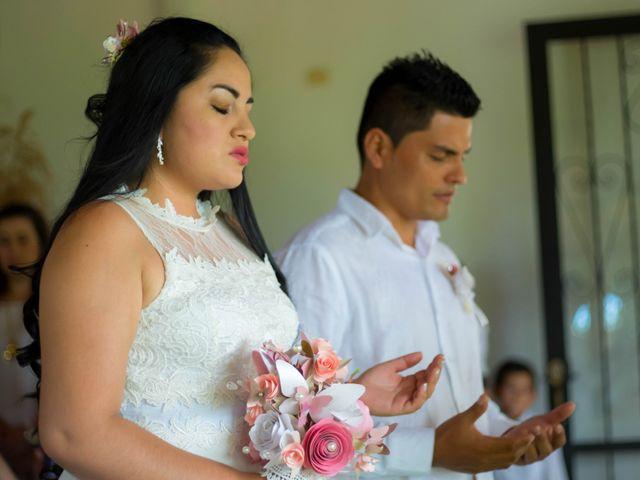 El matrimonio de Ferney y Marcela en Tauramena, Casanare 5