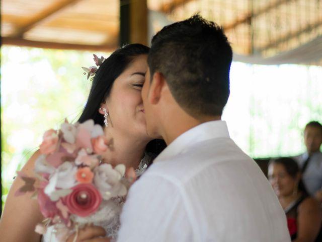 El matrimonio de Ferney y Marcela en Tauramena, Casanare 6