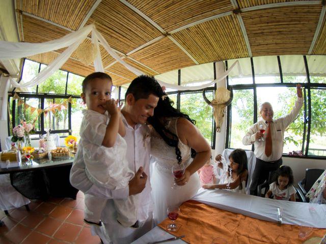 El matrimonio de Ferney y Marcela en Tauramena, Casanare 7