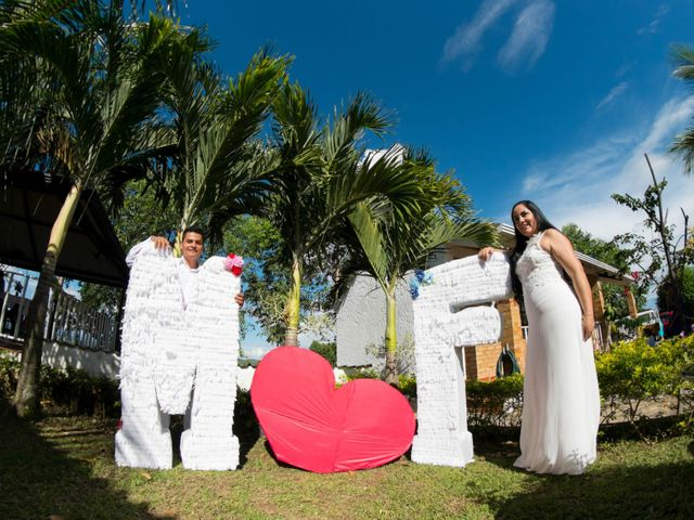 El matrimonio de Ferney y Marcela en Tauramena, Casanare 9