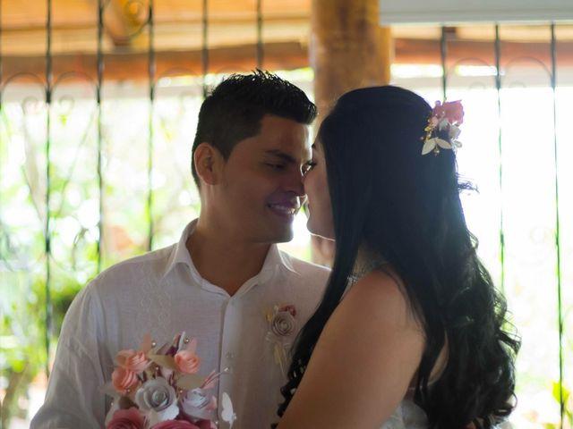 El matrimonio de Ferney y Marcela en Tauramena, Casanare 12