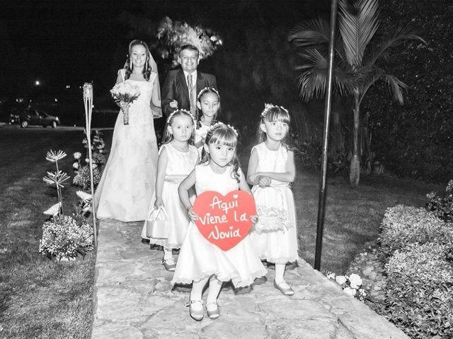 El matrimonio de Daniel  y Carolina en Cota, Cundinamarca 2