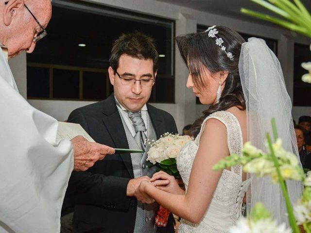 El matrimonio de Daniel  y Carolina en Cota, Cundinamarca 5