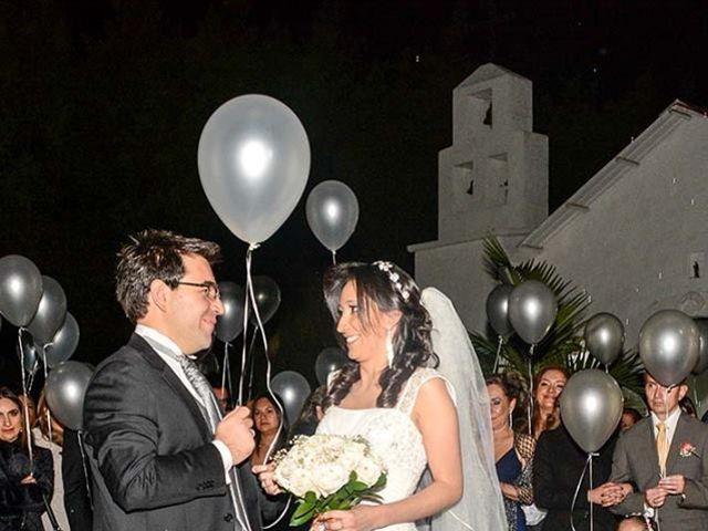 El matrimonio de Daniel  y Carolina en Cota, Cundinamarca 11