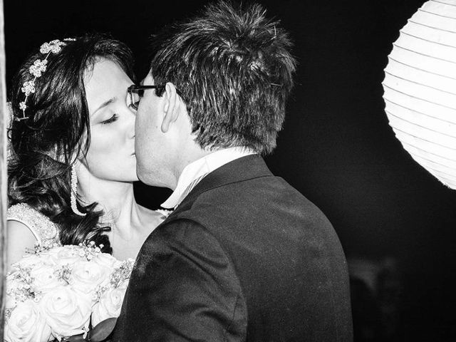 El matrimonio de Daniel  y Carolina en Cota, Cundinamarca 16