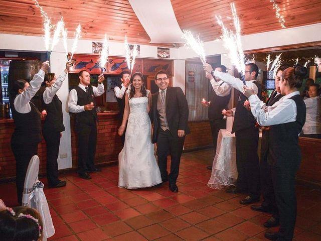 El matrimonio de Daniel  y Carolina en Cota, Cundinamarca 21