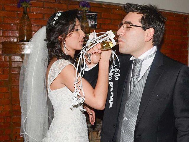 El matrimonio de Daniel  y Carolina en Cota, Cundinamarca 22