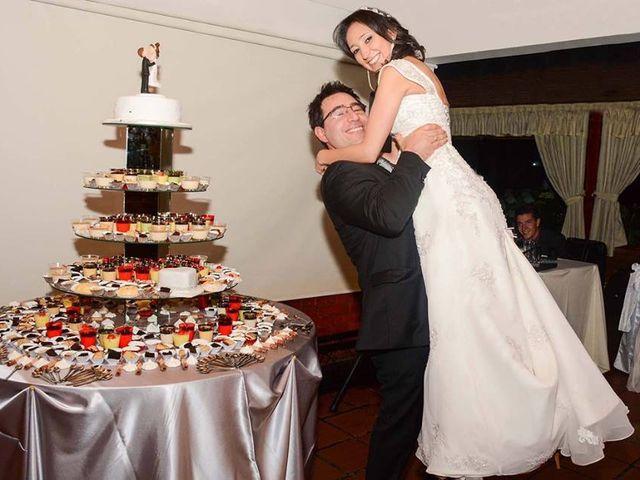 El matrimonio de Daniel  y Carolina en Cota, Cundinamarca 26