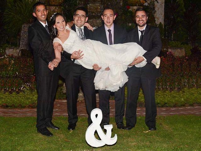 El matrimonio de Daniel  y Carolina en Cota, Cundinamarca 32