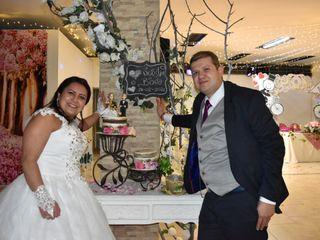 El matrimonio de Luz Caroline y Fautiber Andrés