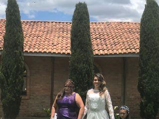 El matrimonio de Deisy  y Luis Ernesto 2