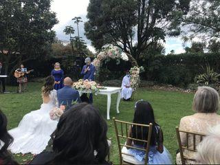 El matrimonio de Deisy  y Luis Ernesto 3