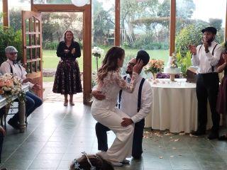 El matrimonio de Deisy  y Luis Ernesto