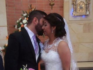 El matrimonio de Diana y Juan 3