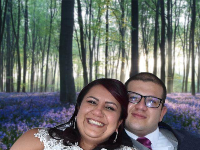 El matrimonio de Fautiber Andrés y Luz Caroline en Funza, Cundinamarca 1