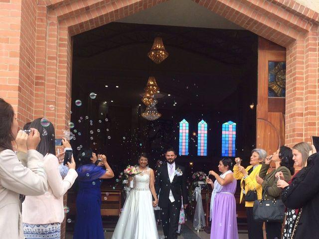 El matrimonio de Juan y Diana en Chía, Cundinamarca 6
