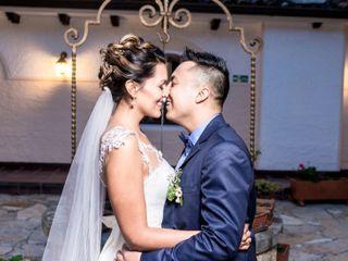 El matrimonio de Jenny y Diego