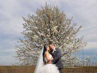 El matrimonio de Eliana y Luis