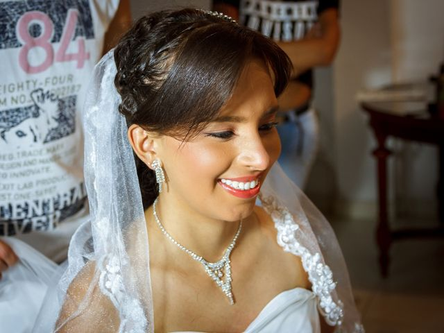 El matrimonio de Andrés y Natalia en La Dorada, Caldas 15