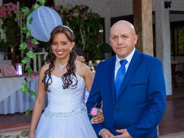 El matrimonio de Andrés y Natalia en La Dorada, Caldas 22