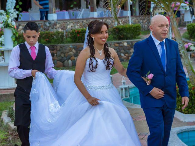 El matrimonio de Andrés y Natalia en La Dorada, Caldas 23