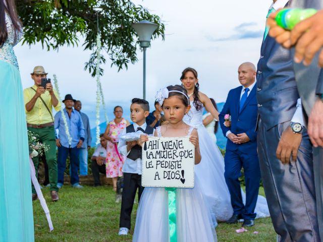 El matrimonio de Andrés y Natalia en La Dorada, Caldas 24