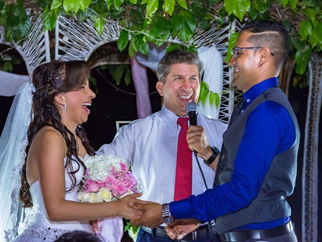 El matrimonio de Andrés y Natalia en La Dorada, Caldas 28