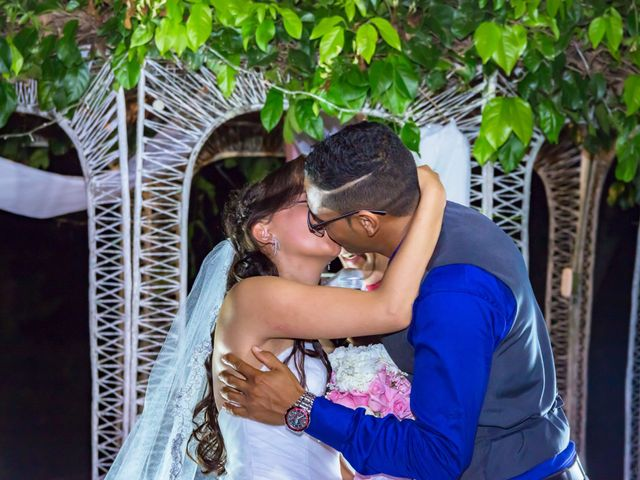 El matrimonio de Andrés y Natalia en La Dorada, Caldas 29