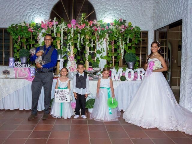 El matrimonio de Andrés y Natalia en La Dorada, Caldas 40