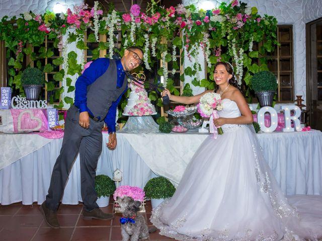 El matrimonio de Andrés y Natalia en La Dorada, Caldas 45