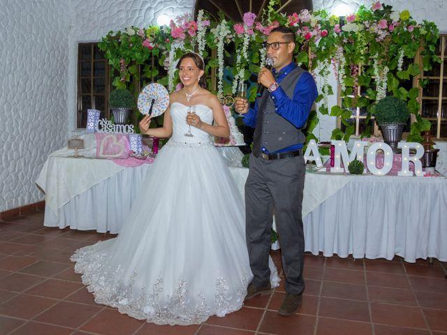 El matrimonio de Andrés y Natalia en La Dorada, Caldas 48