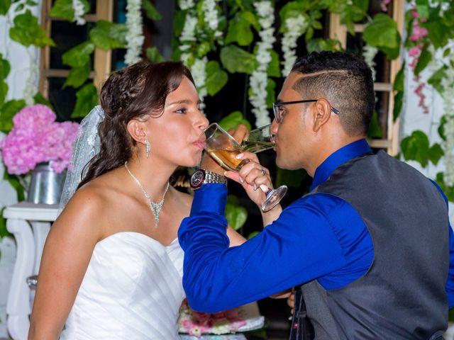 El matrimonio de Andrés y Natalia en La Dorada, Caldas 51