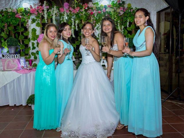 El matrimonio de Andrés y Natalia en La Dorada, Caldas 53